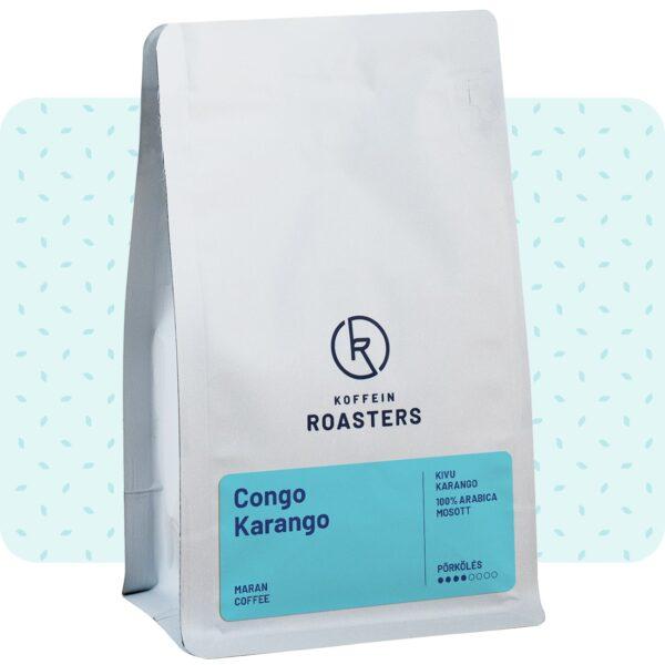 kongói specialty kávé