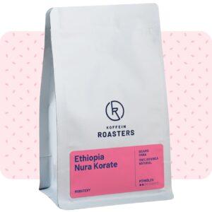 Ethiopia Nura Korate kávé