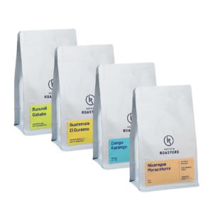 specialty kávé válogatás