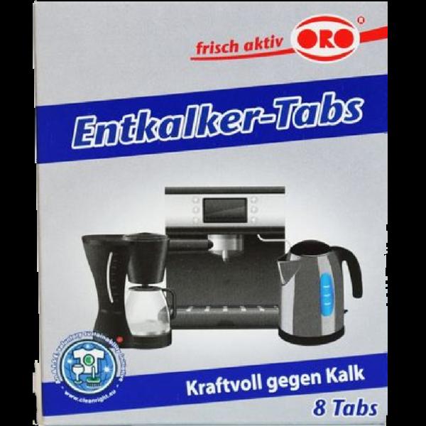 vízkőoldó tabletta automata kávégéphez