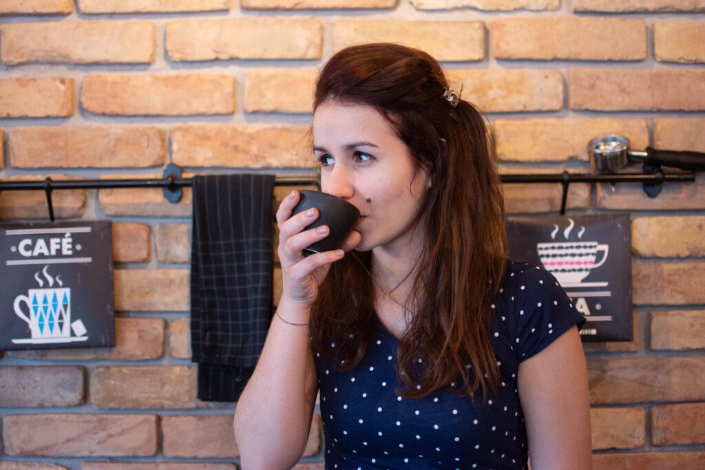 kávészakértő