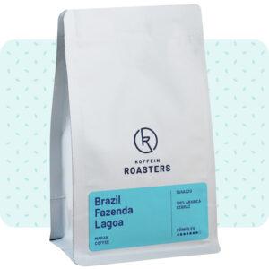 brazil pörkölt kávé