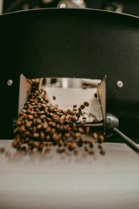 Kisüzemi kávépörkölő