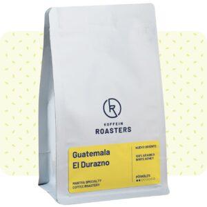 Guatemala specialty kávé