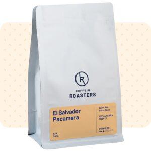 El Salvador specialty kávé
