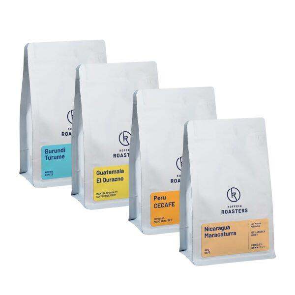 kávé válogatás csomag