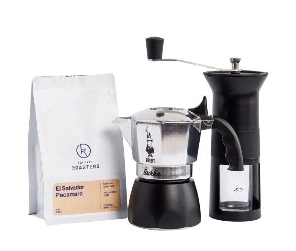 alapfelszerelés otthoni kávézáshoz