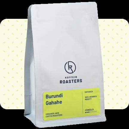 Burundi specialty kávé