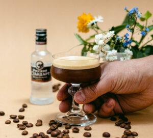 kávés shakerato