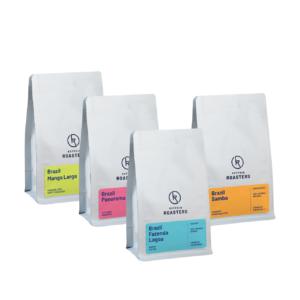 Brazil kávés csomag