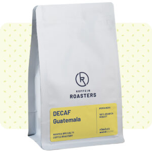 koffeinmentes specialty kávé